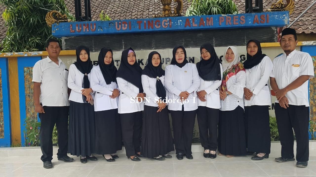 Dewan Guru SDN Sidorejo I
